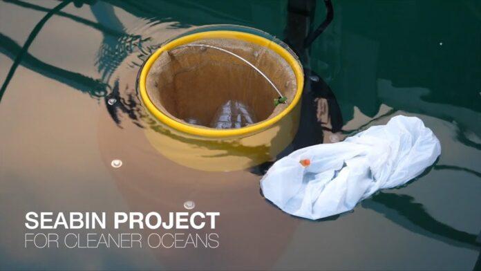 trani pulizia mare dalla plastica